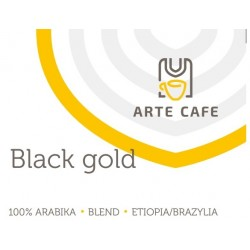 Arte Cafe Black Gold 1kg